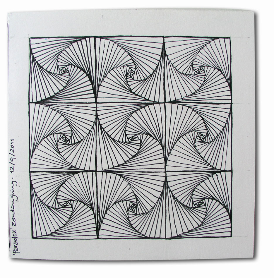 Displaying 19 gt  Images For - Zentangle Patterns Tutorial   Zentangle Patterns Tutorial