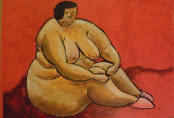 famous fat ladies