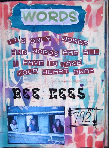 792-annie-BeeGees-Words