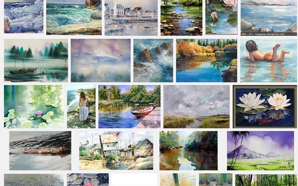 google-watercolor-water