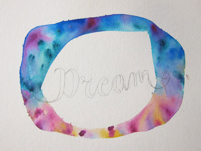 Dream-Sketched