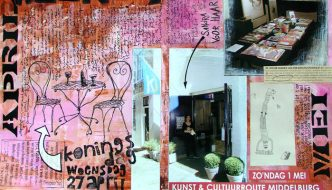 Chronicles art journal & woyww #363