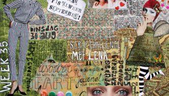 woyww #381 & art journaling