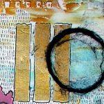 art journal spreads & workshop photos