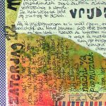 Art journaling & woyww #391