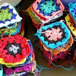 Crocheting and art journaling (woyww 415)