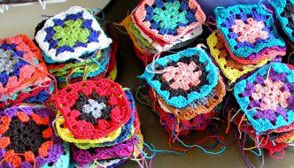 Crocheting and art journaling (woyww 415)